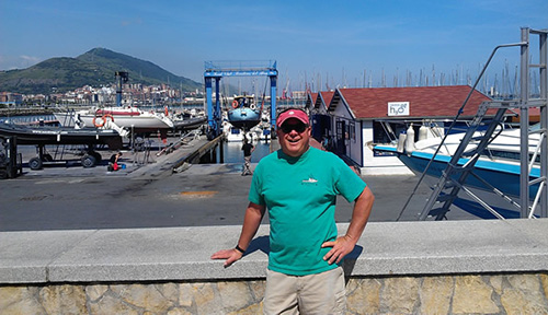 Andy Killion ~ AMS Accredited Marine Surveyor